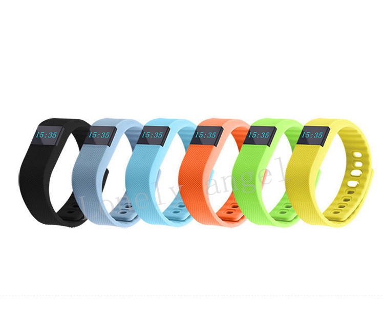 Newest TW64 Fitness Tracker Bluetooth Smartband Sport Bracelet Smart Band Wristband Pedometer For iPhone IOS Android
