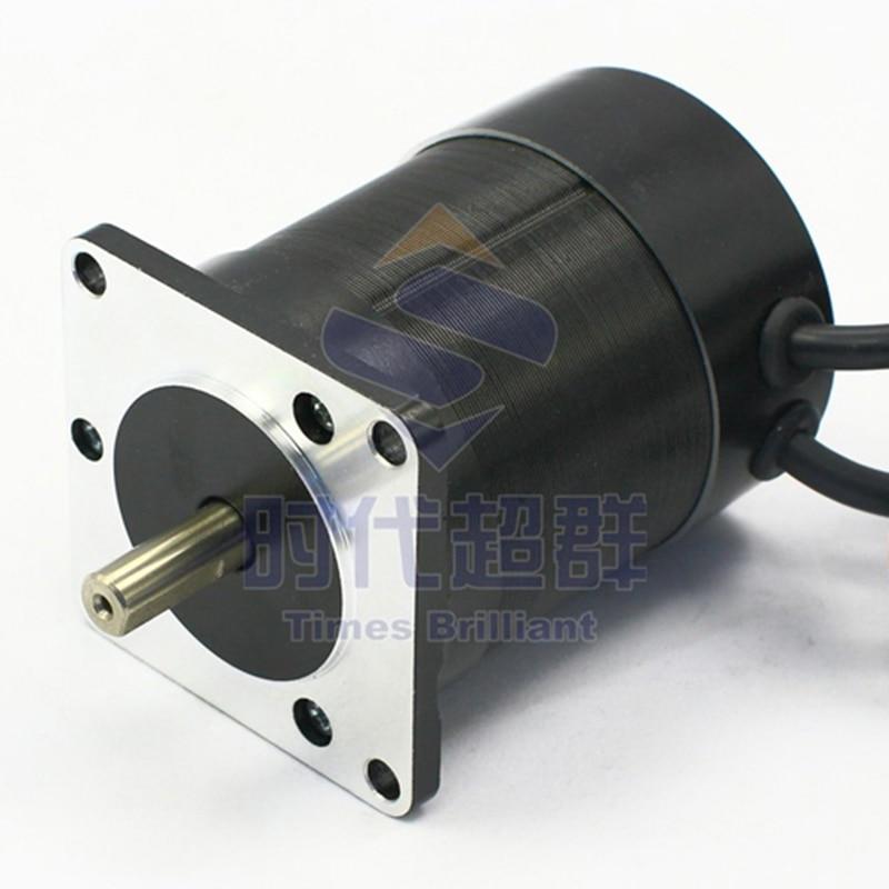 Brushless DC motor 57BL75S10 225TF9 24V 100W brushless DC motor closed loop 42/80