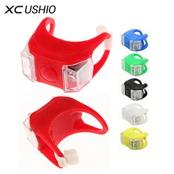 1x waterproof silicone mountain bike cycling light front rear tail lamp flash light bicycle handlebar frame.jpg 250x250