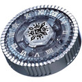 1 unids BASALTO HOROGIUM 145WD + Lanzador Beyblade Metal Fusion 4D Establece Juguetes Juego Niños Hijos de Regalo de Navidad BB104 S40