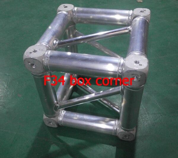 F34 truss box corner уголок global truss f23c31 90° 3 ways corner