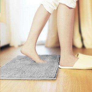 Image 5 - Fußmatte Leicht zu Reinigen Teppich Wasser Absorption Teppich Küche Boden Matte Eingang Tür Matten Wohnzimmer Matte