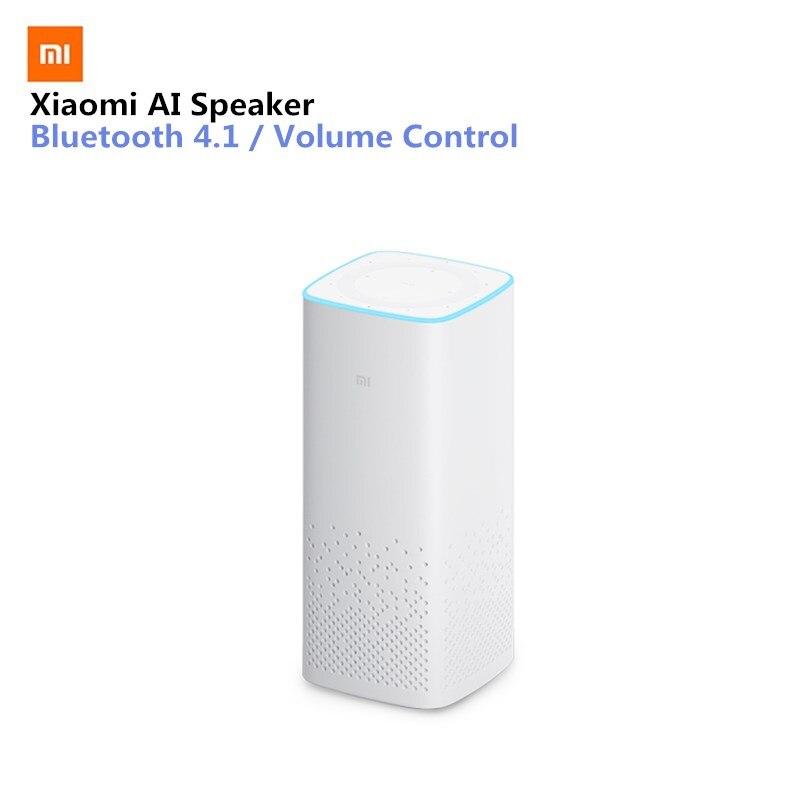 Originale Xiaomi Mi AI Speaker Quad 1.2 GHz Riprodurre musica CPU Cortex A53 Vocale Apparecchi di Controllo Remoto Intelligen Blutooth 4.1