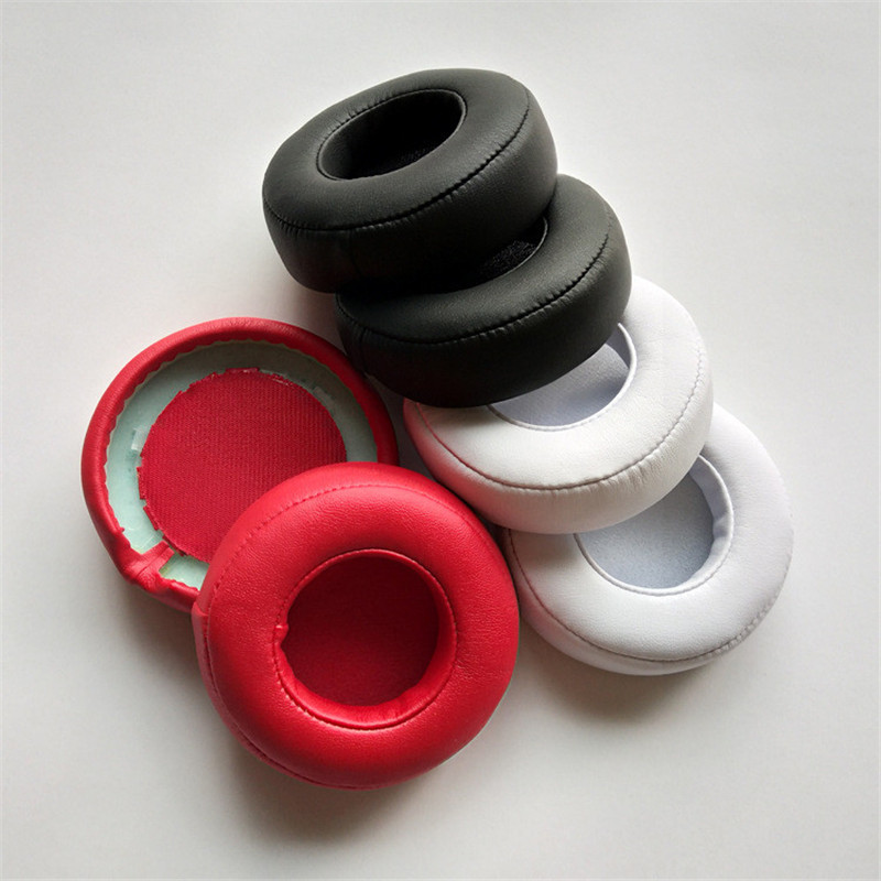 Replacement Foam Ear Pads Cushion Cups Cover Earpads Repair Parts for Beats by Dr Dre Pro Detox Headphones High Quality 2 22