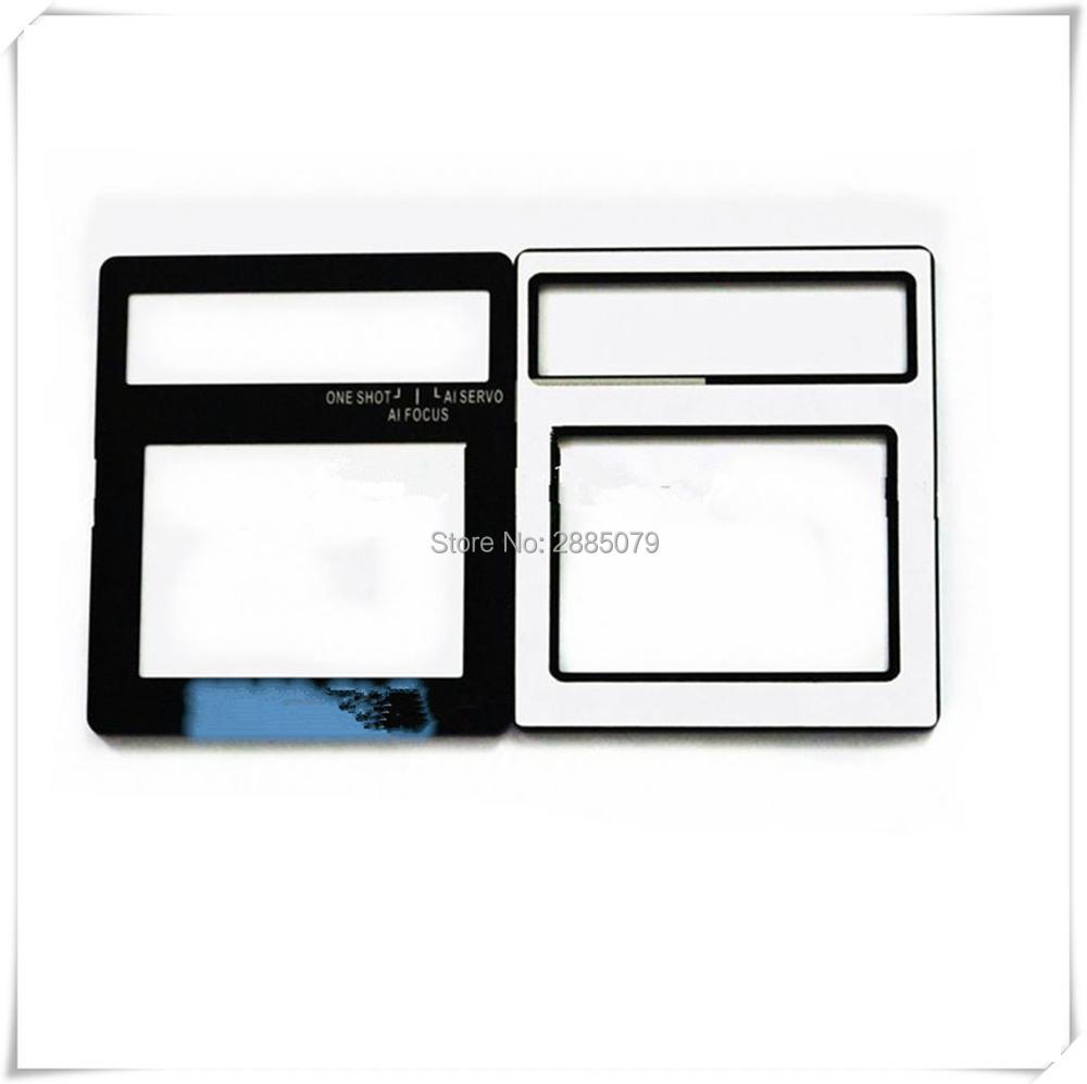 New LCD Screen Window Display (Acrylic) Outer Glass For CANON 350D EOS350D Screen Protector + Tape