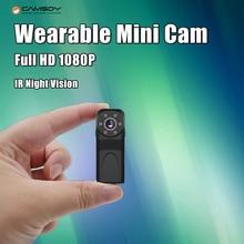 MD50Small Taille Mini Caméra 1080 P 720 P HD Nuit Vision Corps caméra Vidéo Enregistreur Vocal Petite Caméra Détection de Mouvement Mini DV Cam