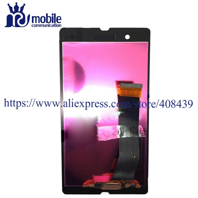 New Z L36 LCD Touch Screen For Sony Xperia Z L36h L36i C6602 C6603 Display Touch Panel Digitizer