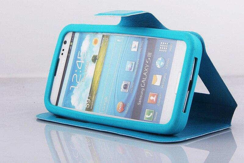 Galleria fotografica A3 pu Case En Cuir Pour HTC DESIRE 326G 526G 320 610 510 310 601 600 Un Un mini 2 POUR Doogee Valencia DG800 X3 smartphone couverture