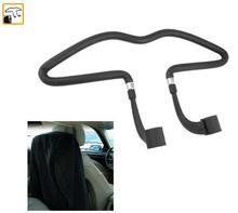 Auto Car Seat Hanger Holder Hooks Clips black For Bag Purse Cloth Grocery support Automobile Interior seat  Accessories