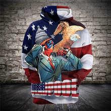 2019 caliente nueva sudadera personalizar el diseño 3D DEADPOOL bandera  americana impreso sudaderas jerseys Tops 1ab9d0450d8