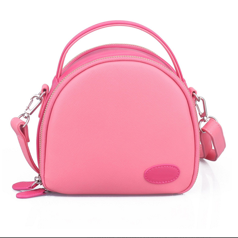 For Fujifilm Instax Mini 8 70 7s 25 50s 90 Camera Zipper Case Small Strap Shoulder Bag Handbag for Polaroid Cameras Gifts Girl