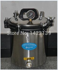 18L High pressure steam autoclave sterilizer tattoo dental rice cooker parts steam pressure release valve