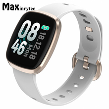 Light & Thin Smart Watch Waterproof GT103 Blood Pressure Sleep Monitor SMS Music Control Full Screen Touch Smartwatch for iPhone