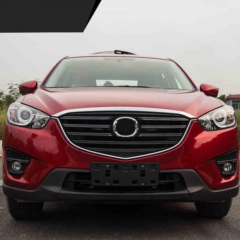 KOUVI Αξεσουάρ για το Mazda CX-5 CX5 2015 2016 ABS - Ανταλλακτικά αυτοκινήτων - Φωτογραφία 3