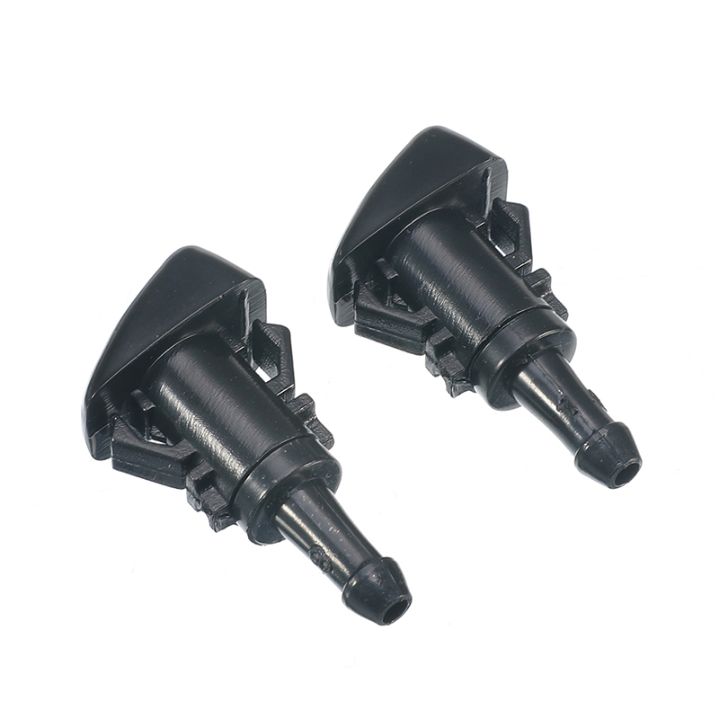 2017 1 par de carro pára-brisa arruela spray limpador bocais para hyundai solaris ix35 ix25 peças reposição automóvel