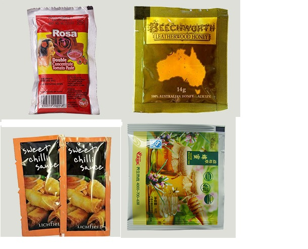 automatic vffs 5ml 20ml 30ml 70 ml water mini juice condensed milk jam liquid 20ml palm oil sachet packaging in Relays from Home Improvement