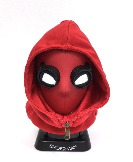 Spider-man  Mini Bluetooth Speaker LED Light