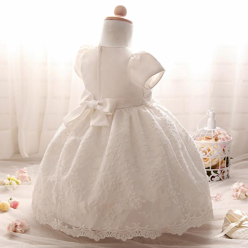 Newborn Flower Dress (8)