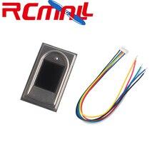 Оптический модуль считывания отпечатков пальцев для Arduino UNO R3 Mega2560 Raspberry Pi RPI DC3.8 7.0V UART