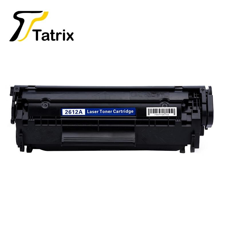 Tatrix Q2612A 12A Тонер картриджі HP LaserJet 1010 1012 - Кеңсе электроника - фото 5