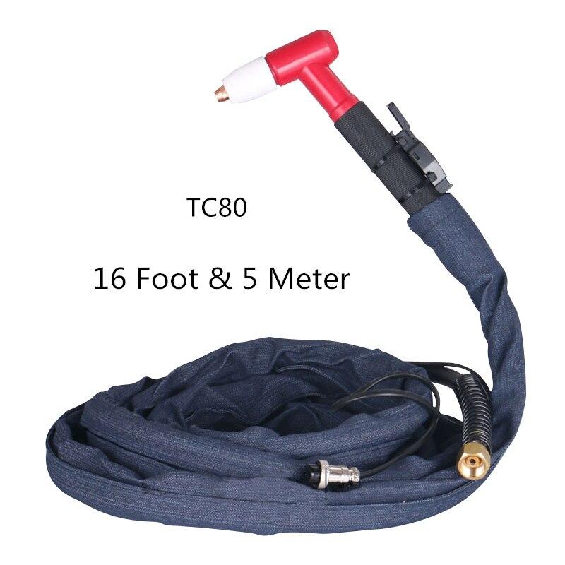 5M TC80 plasma cutting machine cutting torch cutting head 80A Torch Head Body