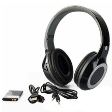 Newest Hot IMP D-420 Studio Headphone Stereo Headset Speakers Foldable Earphone Support  Phone port mp3 Music Player FM Radio