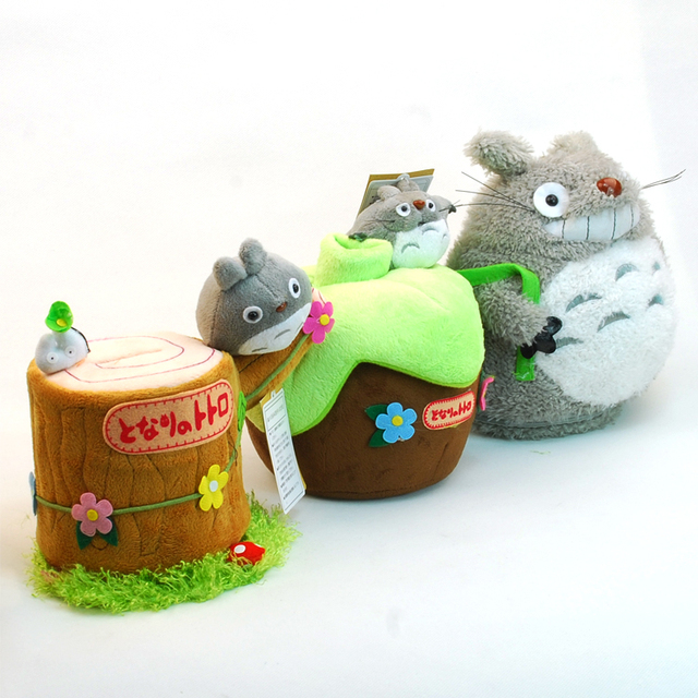 Cartoon totoro bamboo charcoal doll auto upholstery flavor formaldehyde bamboo charcoal bag auto supplies doll package