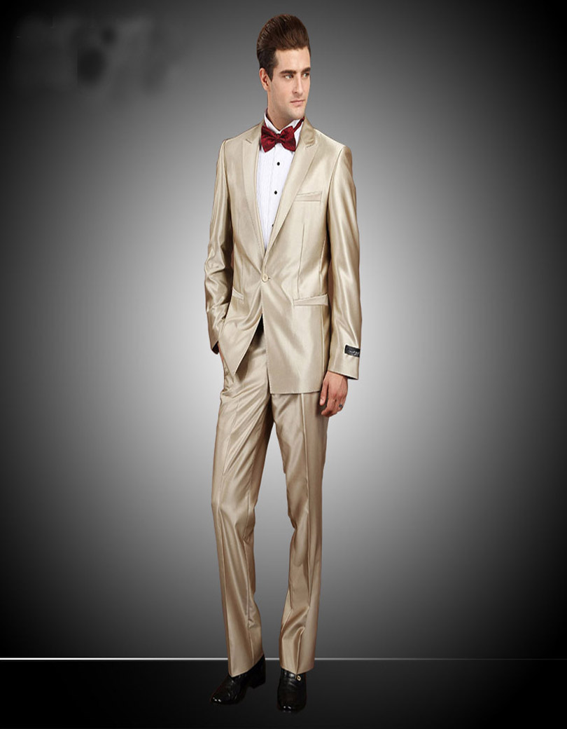 Online Get Cheap Gold Prom Suits -Aliexpress.com | Alibaba Group