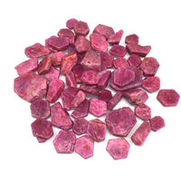 Top 100g Natural Rough Red Corundum Stones and Minerals Reiki Ruby Raw Gemstone Stones and Crystals