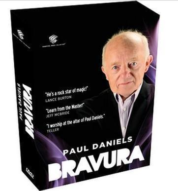 Bravura By Paul Daniels Magic Tricks