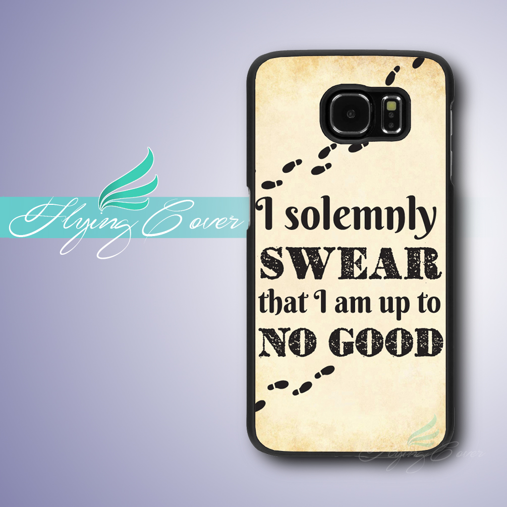fundas harry potter quotes case for samsung galaxy s3 s4. Black Bedroom Furniture Sets. Home Design Ideas