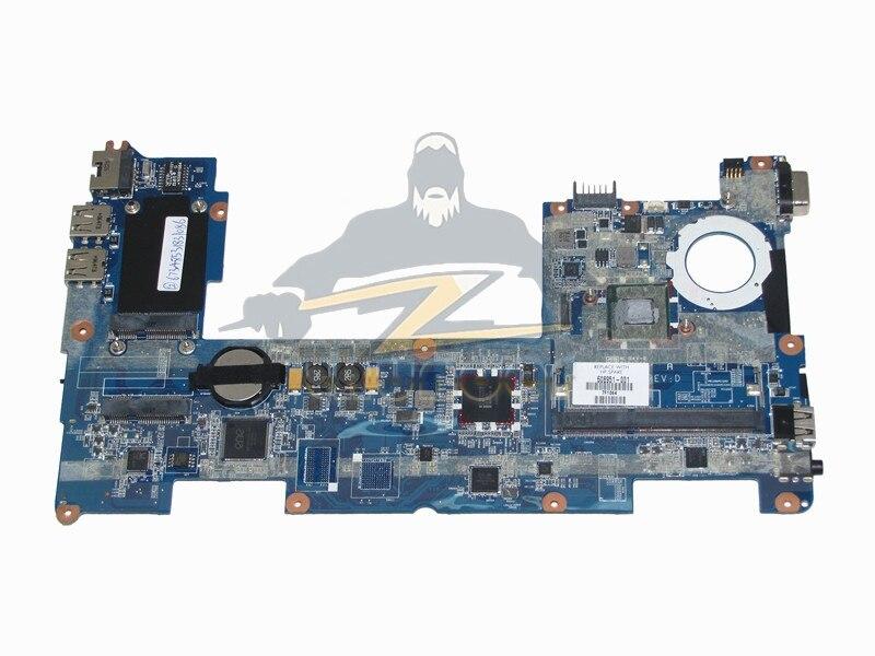 608951-001 DANM6DMB6D0 pour hp compaq mini 210 2102 carte mère d'ordinateur portable n455 CPU DDR3
