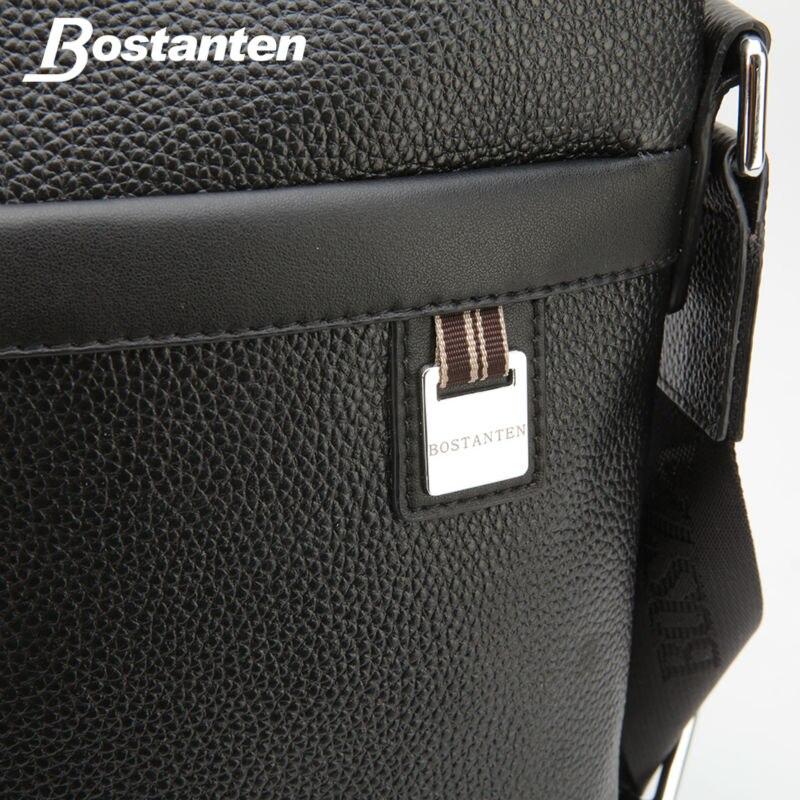de couro genuíno homem carteira Name OF Crossbody Handbag : Man Portfolio Office Bag