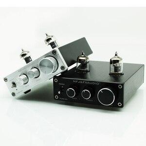 Image 4 - 2019 FX Audio New TUBE 03 미니 오디오 튜브 프리 앰프 DAC 오디오베이스/트레블 조절 가능 DC12V/1.5A 전원 공급 장치