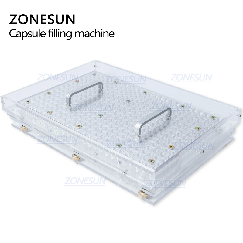 ZONESUN 400 Holes Manual Capsule Filling Machine #00 #0 #1 #2 Pharmaceutical Capsules Maker for DIY medicine Herbal pill powdeZONESUN 400 Holes Manual Capsule Filling Machine #00 #0 #1 #2 Pharmaceutical Capsules Maker for DIY medicine Herbal pill powde