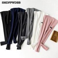 SMDPPWDBB otoño invierno las mujeres Embarazadas embarazadas pantalones de las mujeres de terciopelo de oro, además de terciopelo lápiz pantalones Delgado cuerpo cuidado del vientre pantalones