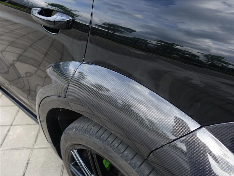 2011-2014 Porsche Cayenne 958 Hamann Style Wide Aero Body Kit CF (67)