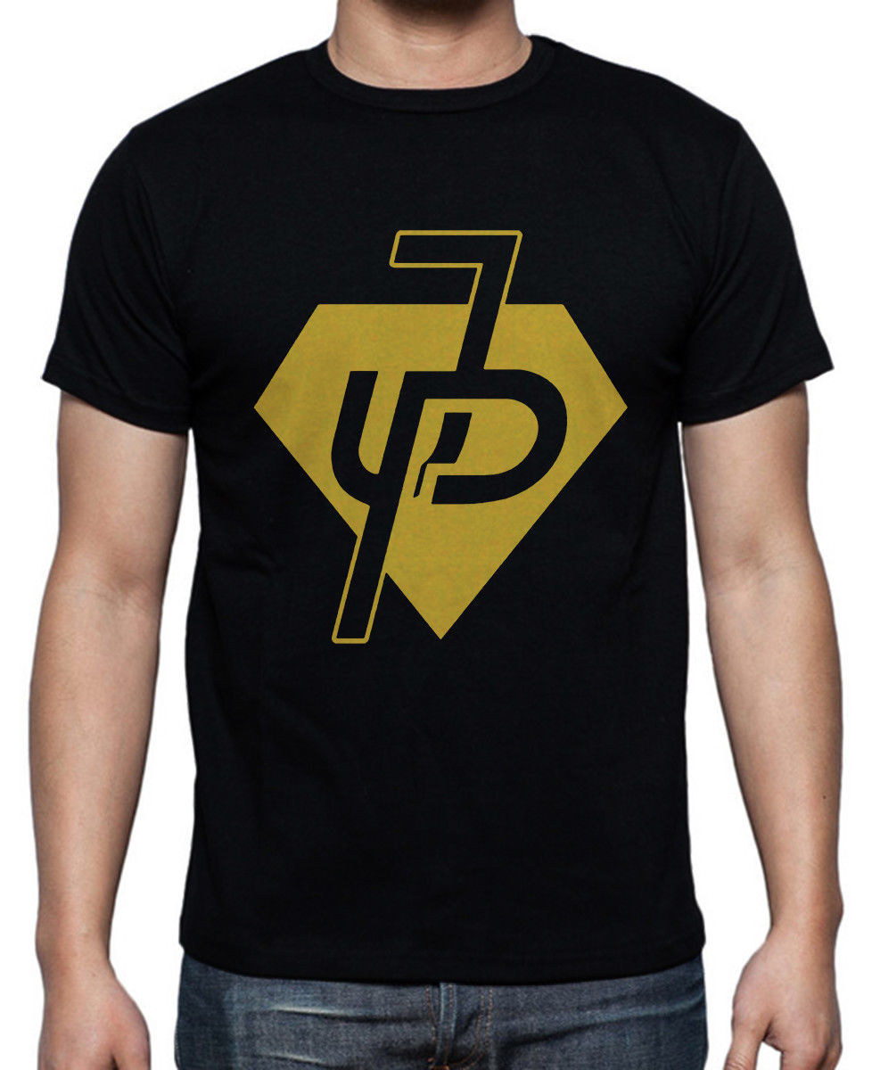 Super Jake Paul Black T-shirt Size S To 3XL Cool Casual Sleeves Cotton T Shirt Fashion MenS High Quality Tees Top Tee