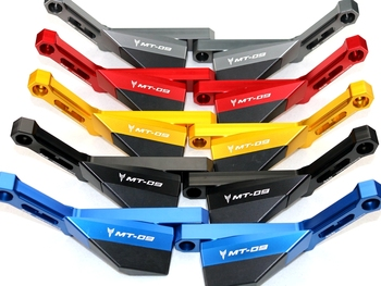 For YAMAHA FZ09 MT09 2014 2015 2016 217 Engine Slider Cover Crash Pads Frame Protector Slider