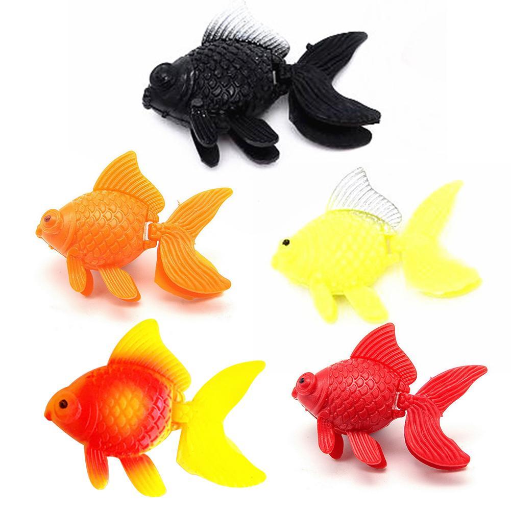 Hot Funny Artificial Plastic Swim Fish Aquarium Tank