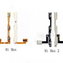 For Xiaomi Mi Max 2 Max 3 Power On Off Button Switch Flex Cable Switch
