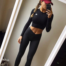 Women's Push Up Sport Elastic Leggings
