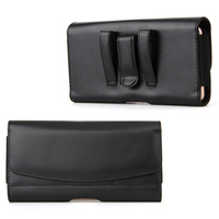 Leather Mobile Phone Belt Clip Case Pouch For Moto M G5S G5S Plus Moto Z2 Force