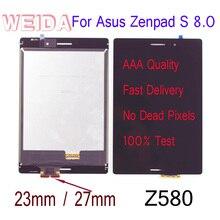 WEIDA lcd Replacment 8 «для Asus Zenpad S 8,0 Z580 Z580CA ЖК-дисплей с сенсорным экраном в сборе с рамкой Z580C Z580CA