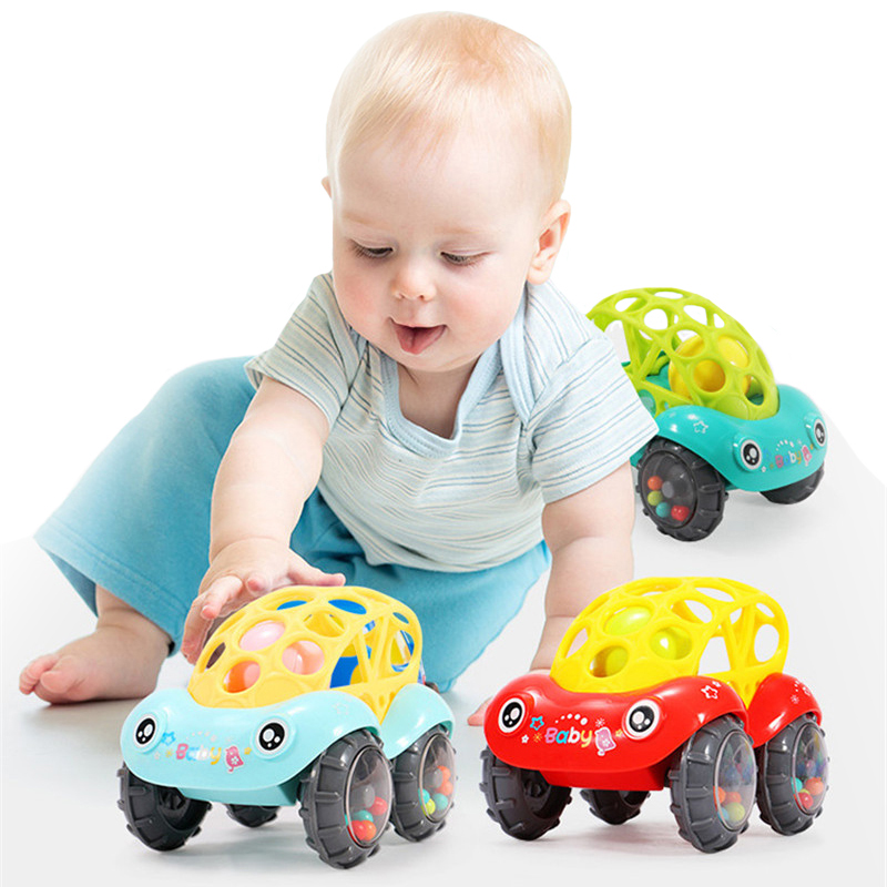 2018 Newest Inertial Car With Bells Creative Baby ...