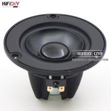 """Алюминиевый корпус, литая алюминиевая рама Hi Fi 3 """"3,7 дюйма 95 мм, полночастотный динамик 4 Ом 20 Вт, высокая мощность, басовый динамик V95"""