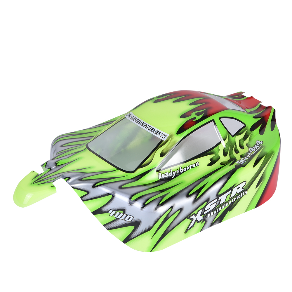 HSP Rc Body Shell Original Parts For 1/10 Scale 4WD Nitro Electric Power Off Road Buggy Rc Car Bodies Shell 30.5*17.5cm hsp 1 10 off road buggy body 2pcs 31 17 6cm 10706 10707 106ma2 rc car electric rc car bodyshell for 94107 94107pro
