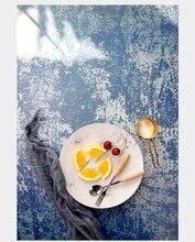 Levensechte Cement Textuur Fotografie Achtergrond Voor Voedingsmiddelen Fruit Makeup Tools Fotostudio Tafelblad Schieten Achtergrond Accessoires