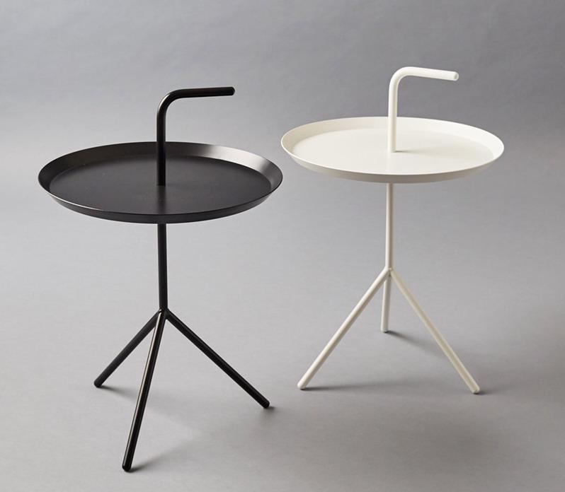 heno dlm mesa auxiliar moderna minimalista de metal mesa de t no me deja mesa de