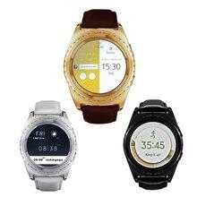 G4 Smart Uhr K18 Herzfrequenz Minitor Passometer Bluethooth Unterstützung Sim-karte Smartwatch für Android Samsung relogio diesel uhr